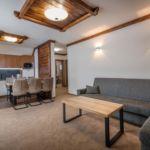 Erkélyes 4 fős apartman 2 hálótérrel (pótágyazható)