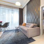 Apartament premium la parter cu 2 camere pentru 4 pers.