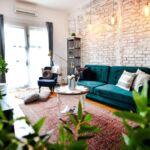Városra néző Premium 2 fős apartman 1 hálótérrel (pótágyazható)