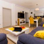 Komfort Family 8 fős apartman 4 hálótérrel