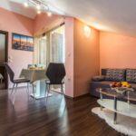 Apartament confort cu aer conditionat cu 1 camera pentru 2 pers.