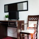 Pokój 3-osobowy z balkonem z łazienką (możliwa dostawka)