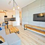 Balkonos Deluxe 4 fős apartman