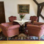 Superior Romantik franciaágyas szoba (pótágyazható)