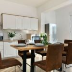 Klimatiziran Pogled na vrt apartman za 8 osoba(e) sa 4 spavaće(om) sobe(om)