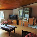 Tengerre néző emeleti 4 fős apartman 2 hálótérrel (pótágyazható)