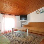 Apartament cu aer conditionat cu terasa cu 2 camere pentru 6 pers. A-7261-a