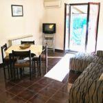 Apartament cu aer conditionat cu terasa cu 1 camera pentru 4 pers. A-7261-b