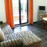 Apartament cu aer conditionat cu terasa cu 1 camera pentru 4 pers. A-7261-c