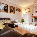 Apartman s klimatizací s terasou pro 6 os. se 2 ložnicemi K-10317