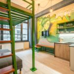 Apartament confort studio cu 1 camera pentru 4 pers.