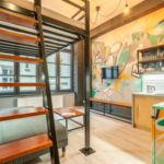 Apartament studio tourist cu 1 camera pentru 4 pers.