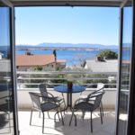 Sea View Upstairs 1-Room Apartment for 2 Persons (extra beds available)