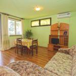 Economy Apartman pro 3 os. se 2 ložnicemi v přízemí