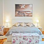Apartament 5-osobowy Romantyczny z widokiem na miasto