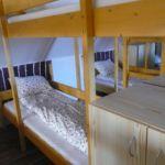Tetőtéri Tourist 17 fős apartman (pótágyazható)