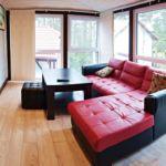Apartament 9-osobowy Deluxe z 3 pomieszczeniami sypialnianymi