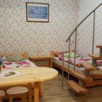 Studio Family négyágyas szoba (pótágyazható)