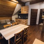 Upstairs 3-Room Apartment for 6 Persons