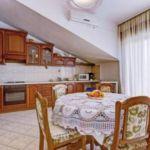Penthouse Apartman pro 6 os. se 3 ložnicemi s výhledem na moře