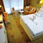Camera dubla familial(a) cu balcon (se poate solicita pat suplimentar)