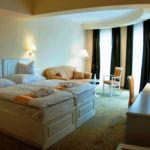 Emeleti Családi franciaágyas szoba (pótágyazható)