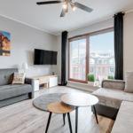 Apartament 6-osobowy na piętrze Family