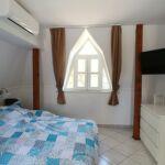 Apartament 4-osobowy na piętrze z klimatyzacją z 2 pomieszczeniami sypialnianymi