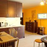 Familie 2-Zimmer-Apartment für 6 Personen mit Eigner Küche
