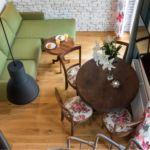 Family Apartman pro 6 os. se 3 ložnicemi s výhledem do zahrady