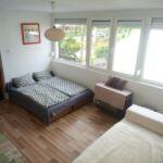 "Apartament cu terasa ""B"" cu 1 camera pentru 2 pers. (se poate solicita pat suplimentar)"