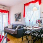 Földszintes légkondicionált 4 fős apartman 2 hálótérrel (pótágyazható)