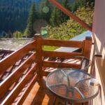 Camera cvadrupla cu balcon cu panorama