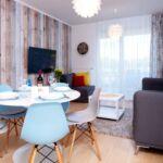 Apartament 5-osobowy Deluxe z aneksem kuchennym z 2 pomieszczeniami sypialnianymi