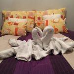 Fürdőszobás légkondicionált 10 fős üdülőház (pótágyazható)