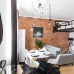 Emeleti Romantik 4 fős apartman 1 hálótérrel