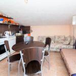 2-Zimmer-Apartment für 4 Personen mit Terasse und Aussicht auf das Meer