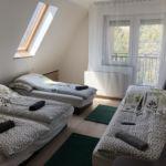Emeleti Exclusive négyágyas szoba