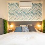 Légkondicionált Silver franciaágyas szoba