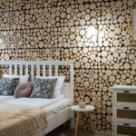 Art Apartman s vlastní čajovou kuchyňkou s manželskou postelí s 1 ložnicí