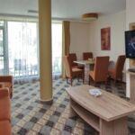 Deluxe Panorama 2-Zimmer-Suite für 4 Personen