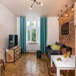 Art Studio 1-Zimmer-Apartment für 3 Personen
