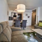 Apartament deluxe cu panorama cu 3 camere pentru 6 pers.