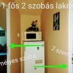 Fürdőszobás Családi 5 fős lakosztály 2 hálótérrel