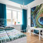 Apartament 2-osobowy Standard Plus z 1 pomieszczeniem sypialnianym