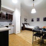 Apartament 2-osobowy Deluxe z 1 pomieszczeniem sypialnianym