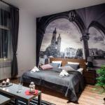 Apartament 4-osobowy Wielki Deluxe z 2 pomieszczeniami sypialnianymi