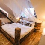Superior Apartment für 2 Personen mit Dusche (Zusatzbett möglich)