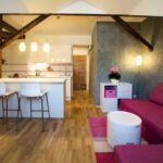 Queen Studio Apartment für 2 Personen (Zusatzbett möglich)