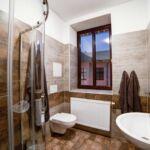 Pokój 2-osobowy z prysznicem (możliwa dostawka)
